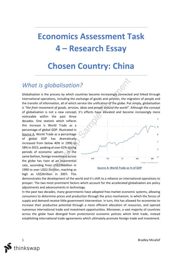 China Research Task