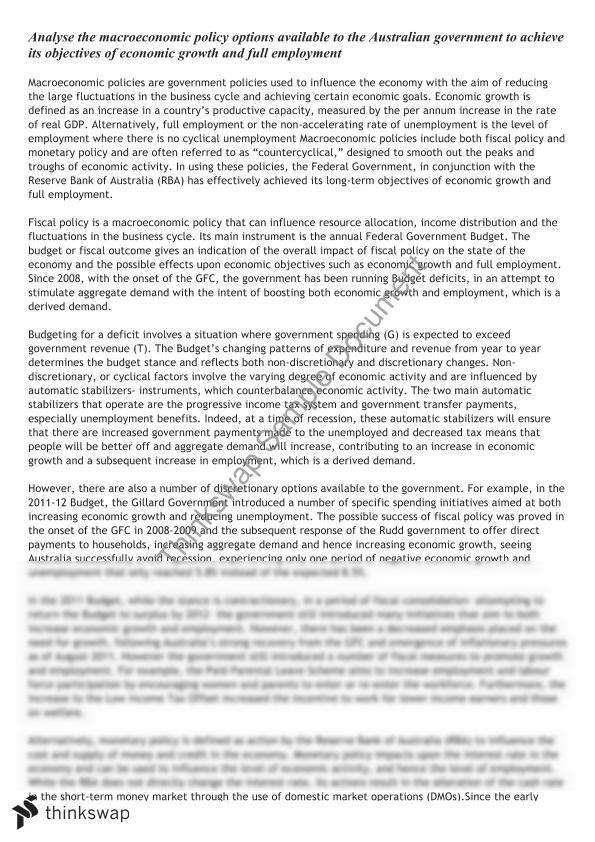 research paper on economics topics