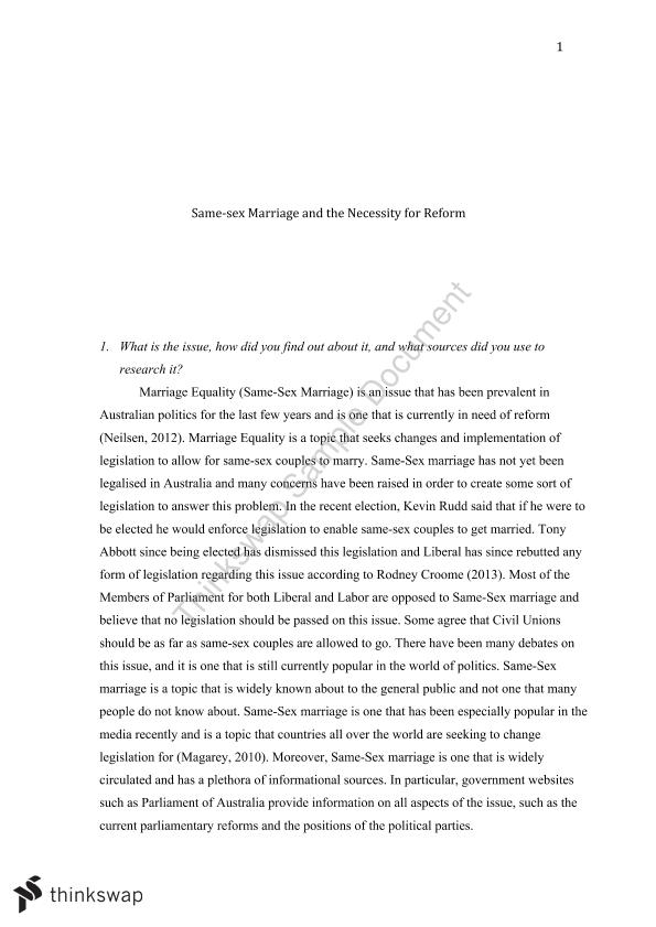 Engaging With Politics Essay
