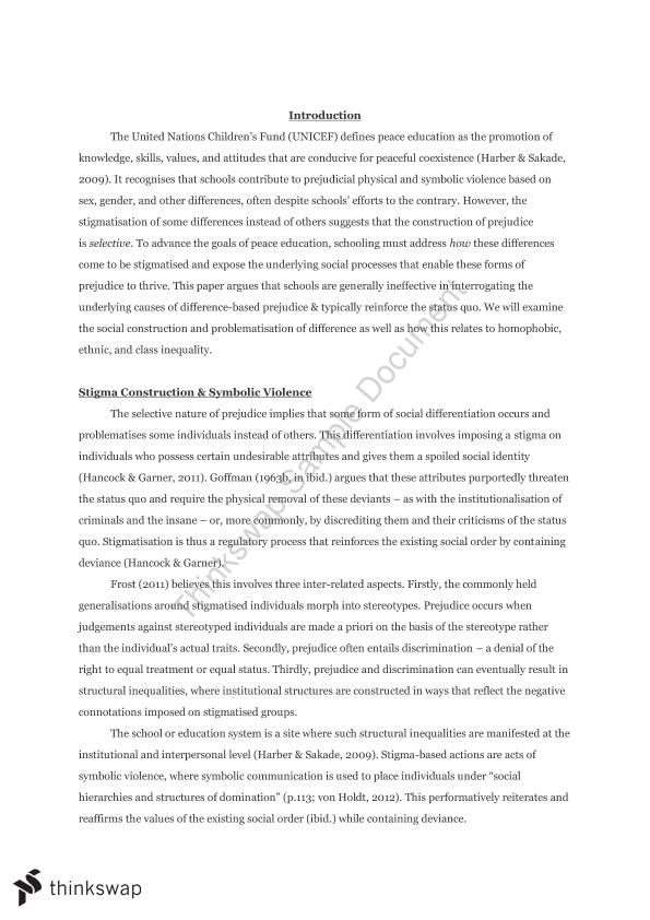 Applications in Psychology Essay Assignment