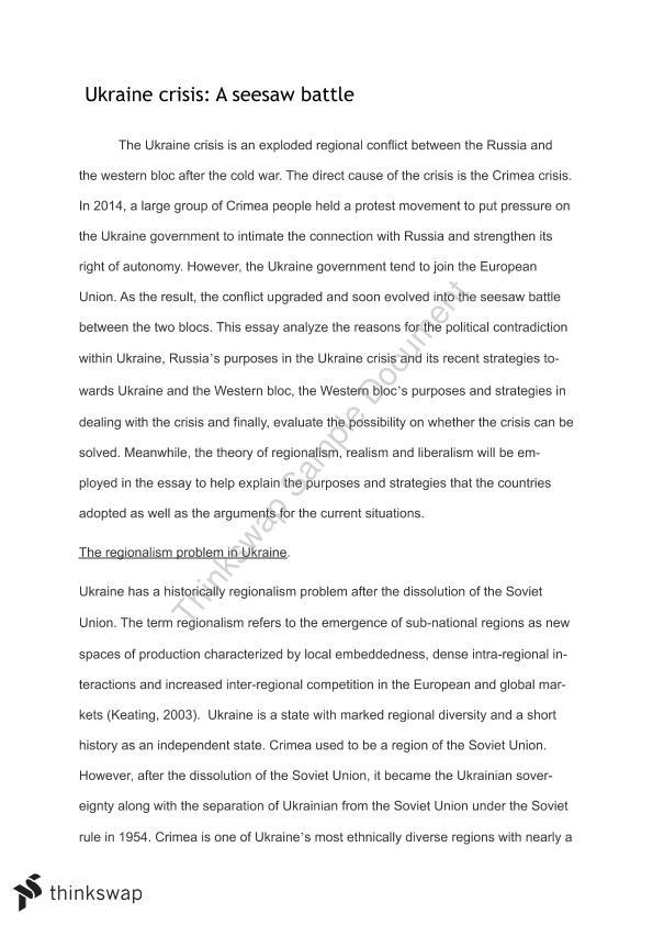 historiography thesis ukraine