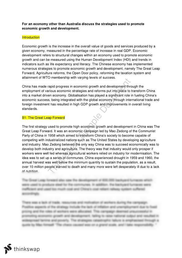 Sample Argumentative Essay High School Year  Essay Case Study Of China Effects Of Globalisation And Strategies  To Promote Growth Essay On Global Warming In English also Best English Essays Year  Essay Case Study Of China Effects Of Globalisation And  Examples Of Thesis Statements For Narrative Essays