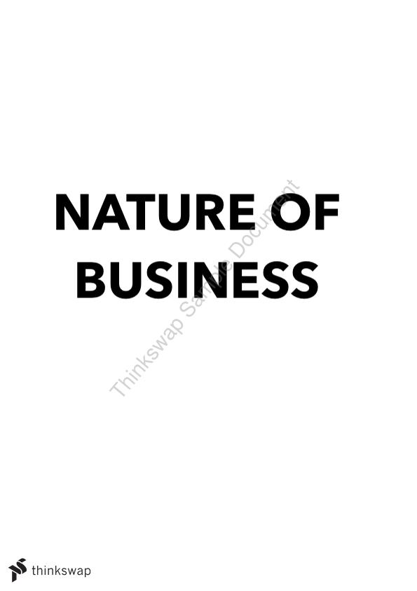 business studies prelim notes Criteria: all types any curriculum languages subject: business studies any year grade: grade 12.