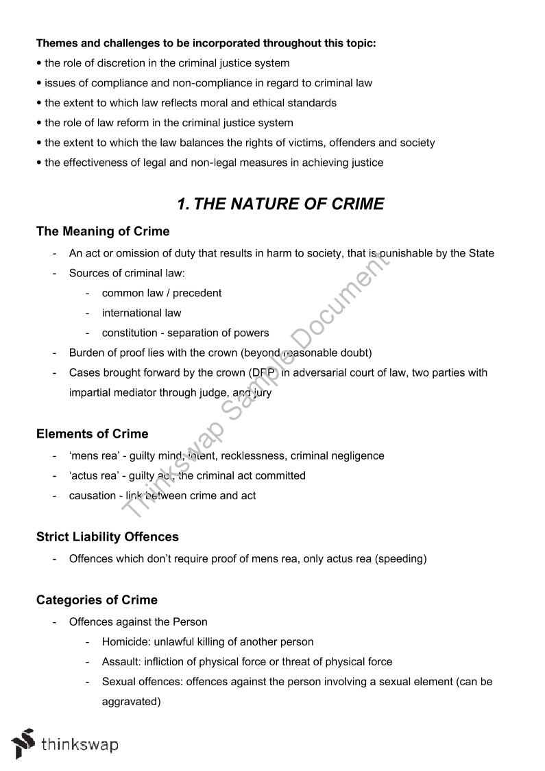 ethical issues in criminal justice topics