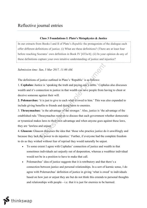 an analysis of thrasymachus account of the perfectly unjust life of the tyrant in platos republic In the republic, thrasymachus says that those in power create laws (nomos) that serve their best interests socrates says that isn't always the case thrasymachus is critical of this form of legalism like other sophist such as antiphon and callicles, he believes that instead of following laws (nomos.