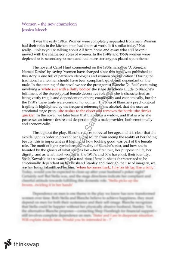 women in context essay year hsc english standard thinkswap women in context essay