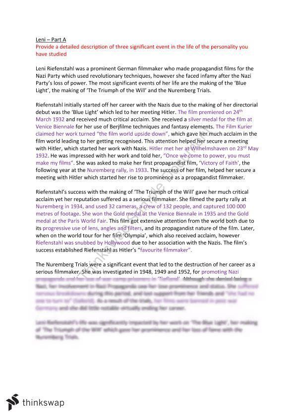 nuremberg trials transcripts