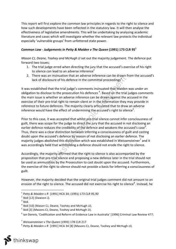 Context essay evidence exploratory in law rethinking anger management thesis statement
