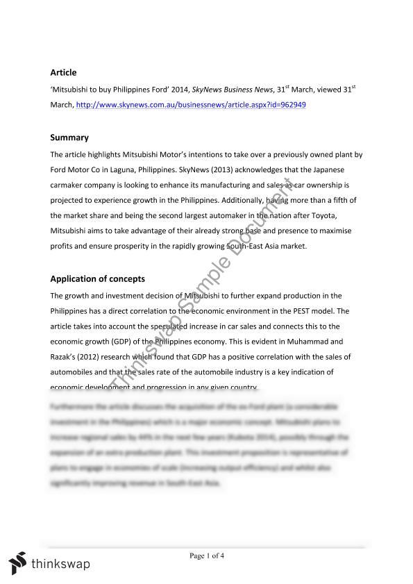 Free research paper outline