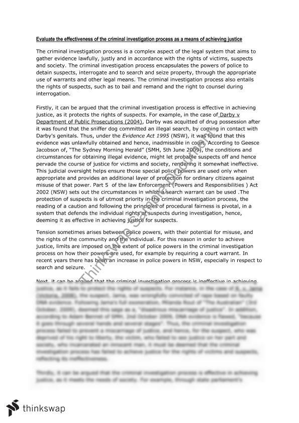 victims and crime evaluation essay Victim and crime evaluation larry fulse cja /354 may 5, 2014 joeseph caulfield the criminal justice system today is our scale of judgment it plays a major part in.