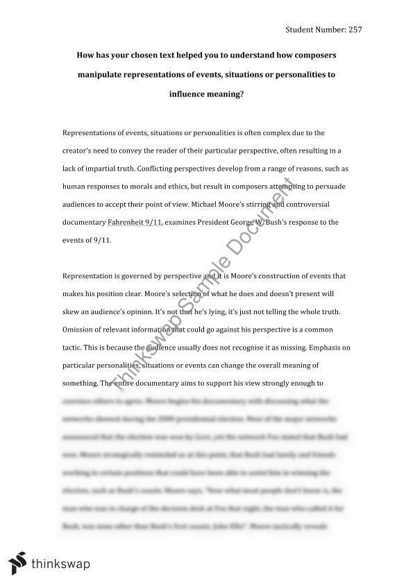 Buy Original Essay & 1 page essay on 911