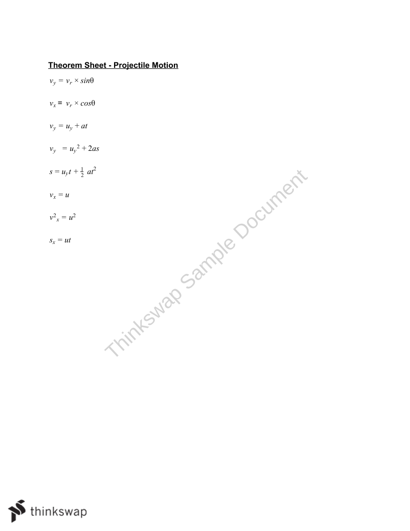 Module 5 Advanced Mechanics - Page 1