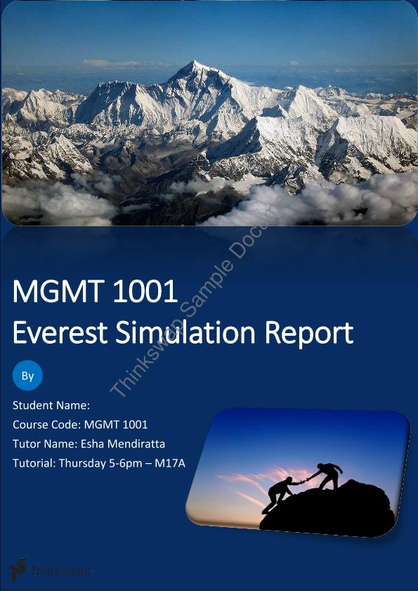 mgmt 1001