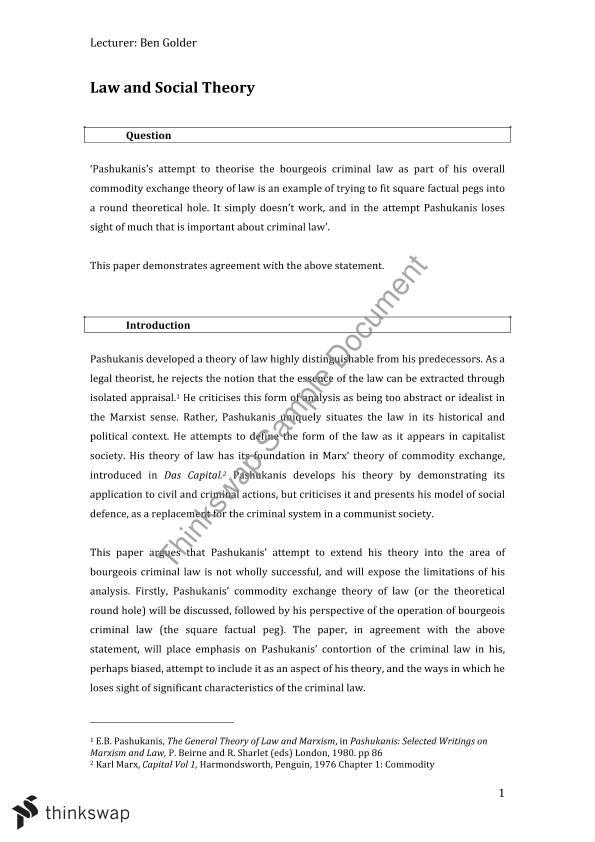 How do you analyze a legal document?