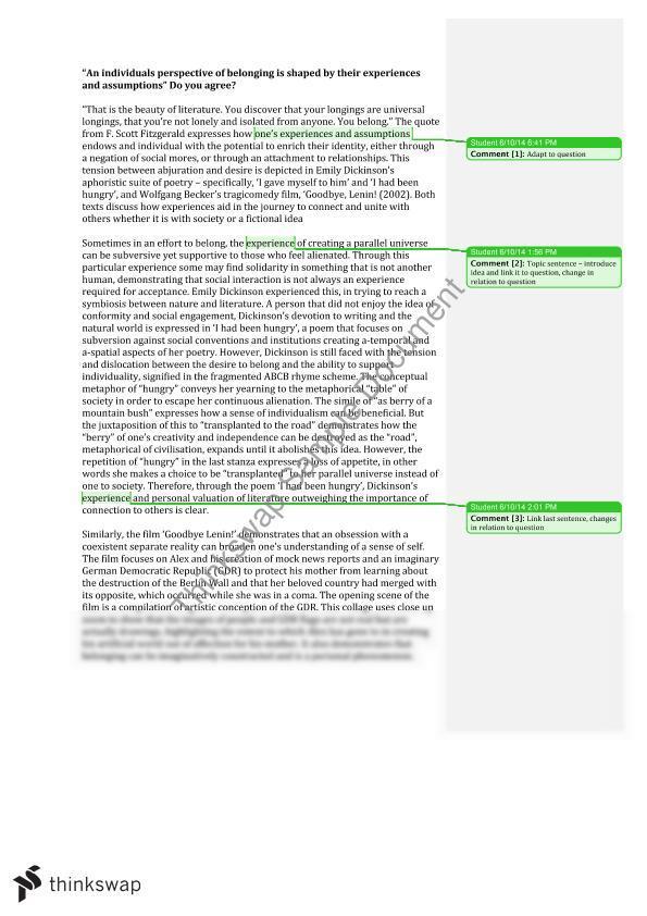 Iraq war thesis statement