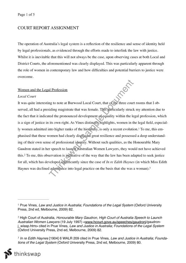court observation term papers Court observation paper example court observation paper example - title ebooks : court observation paper example - category : kindle and ebooks pdf - author :.