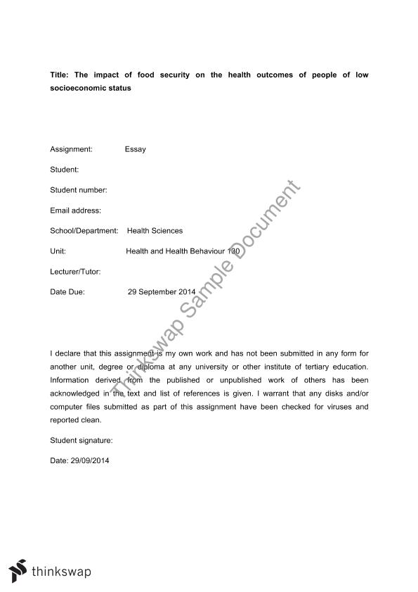 health promotion 5 essay Health promotion order description each i need help with my school assignment write my essay we are the most have a negative impact on an individual health.