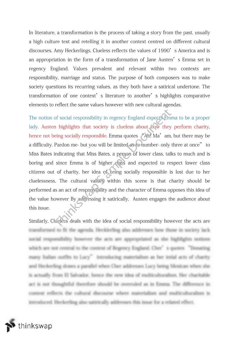 essay questions for novels