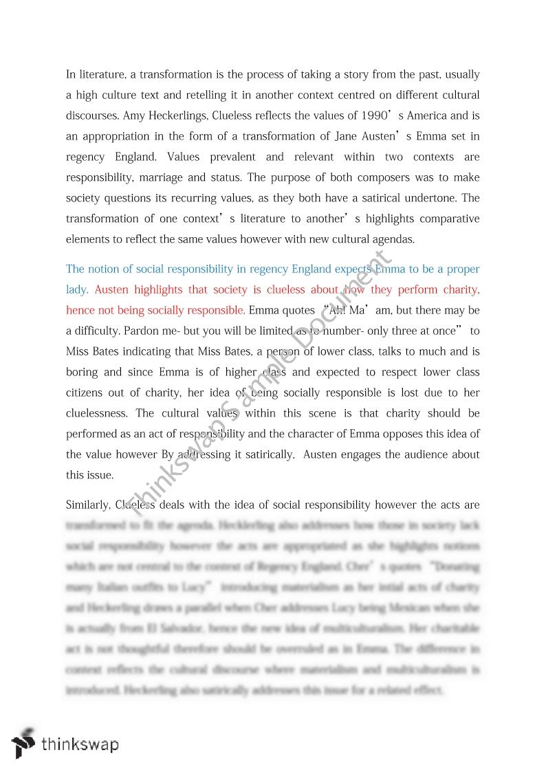 advanced english essay In the following example, the introduction of an english advanced aos essay is analysed evaluate the statement: discovery is a challenging process which questions what is known the process of discovery allows the individual to gain a deeper understanding of the world, through its potential to challenge our beliefs and values – leading to a.