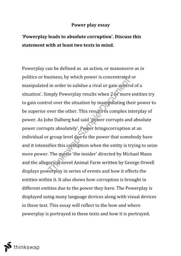 short speech on psychology