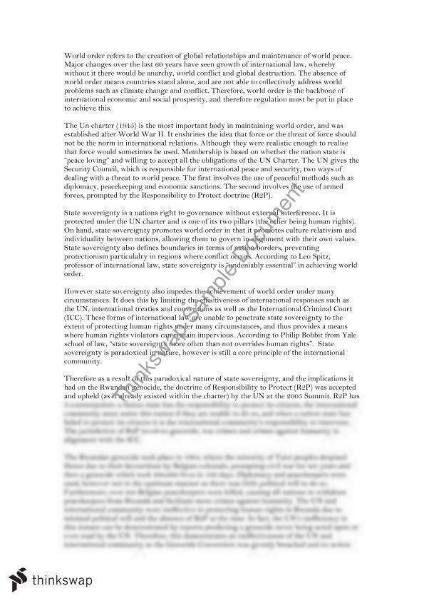 Peterhouse essay photo 2
