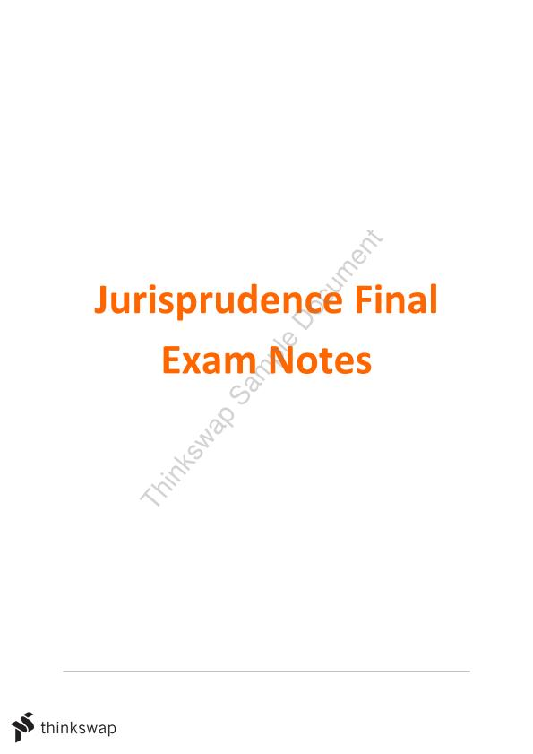 ethics final exam notes These are the final exam study notes for business law and ethics very useful all  the content.