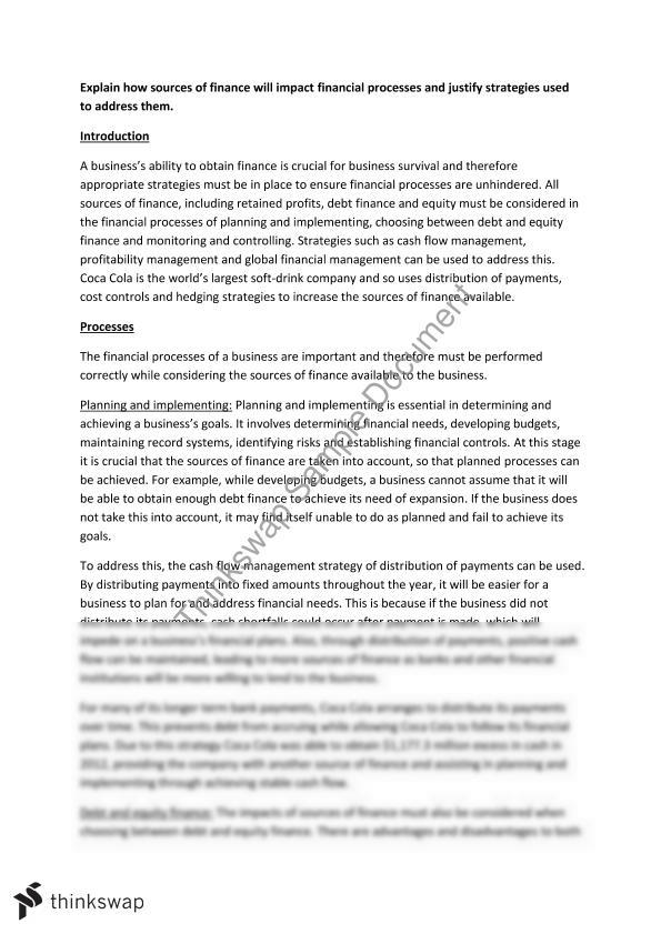 hsc section essay financial influences strategy year  hsc section 4 essay financial influences strategy