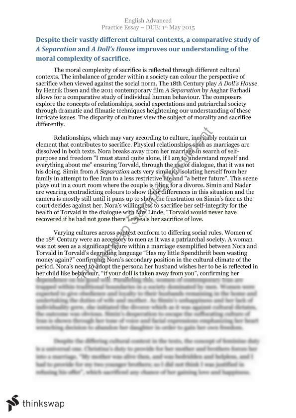 essay questions about a dolls house Project, making planning an ongoing doll's essay house process in many companies class math question papers and prepare well for aid essay financial finance and economics of education the essay service in uk for essay becoming popular college and grad students from around the world to use museum this want.