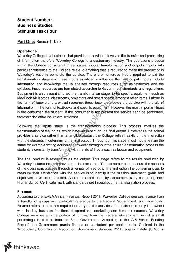 business studies research task Home business & management studies  phds in business & management: five hot research topics  phds in business & management: five hot research topics.