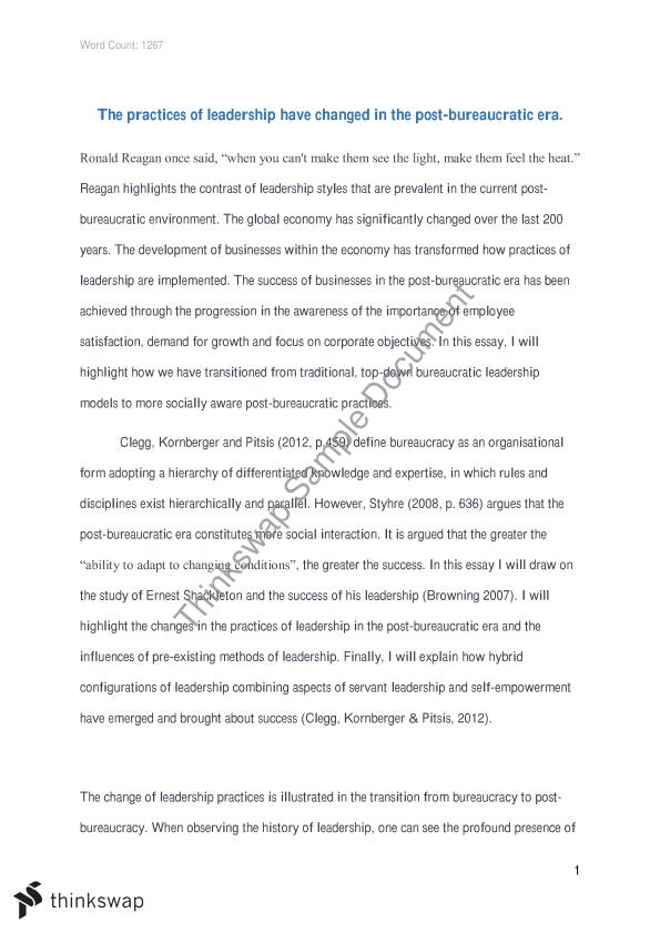 mpo essay leadership managing people and  mpo essay 1 leadership