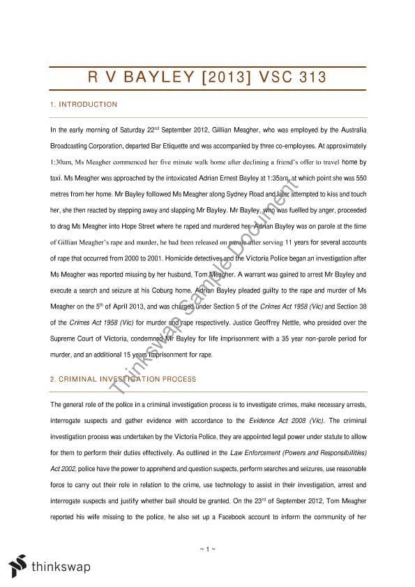 hsc crime essay questions • attempt questions 1–20 social crime prevention 19 2015 hsc legal studies author: bostes nsw created date:.