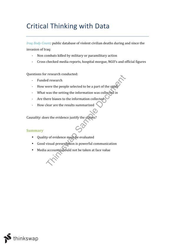 econ1203 report