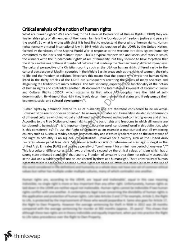 politics and law essay universal declaration The universal declaration of human rights essay a  status or origin, political opinion, sex, language, property status, and birth  essay sample on the.