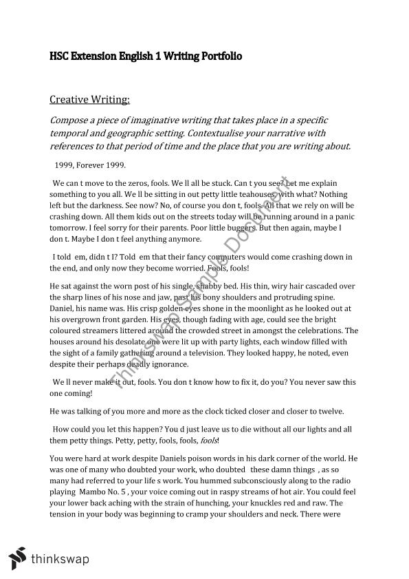experience learning english essay sample