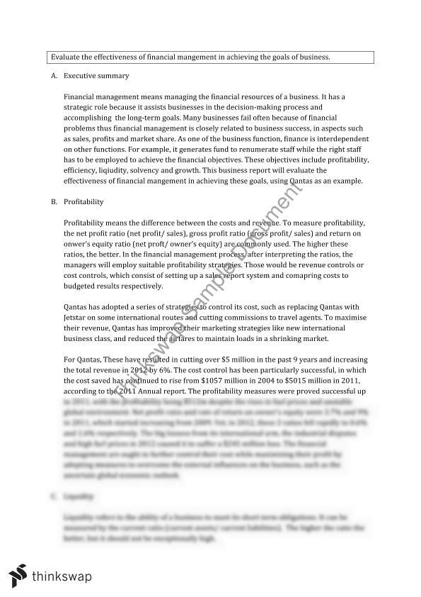 Report writing services hsc format