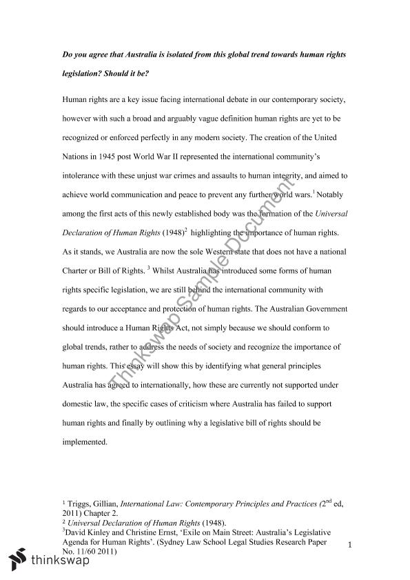 bill of rights essay laws foundations of law thinkswap bill of rights essay