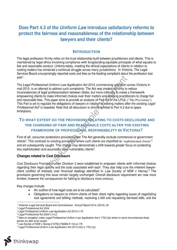 importance of ethics in business essay