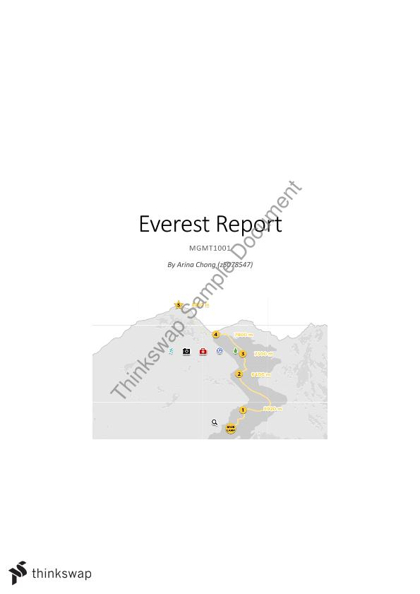everest report mgmt1001