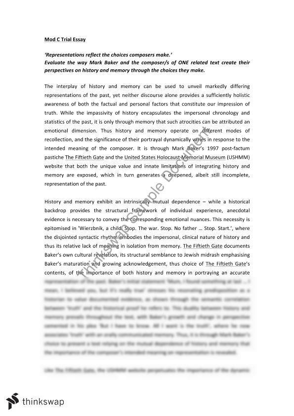 Duality of man essay writer