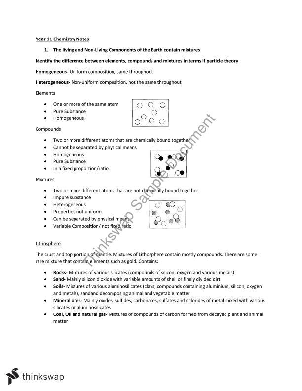 year 11 pearson chemistry pdf