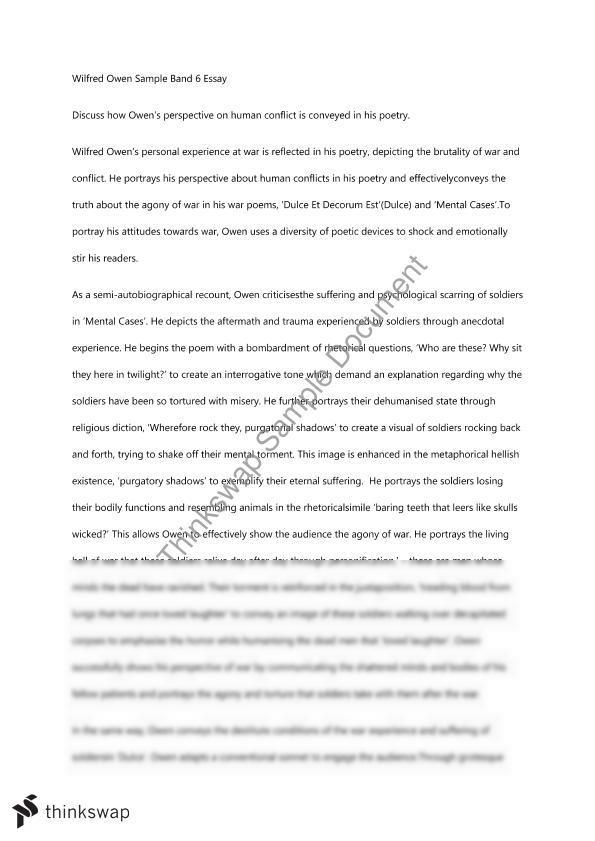 purpose of personal essay