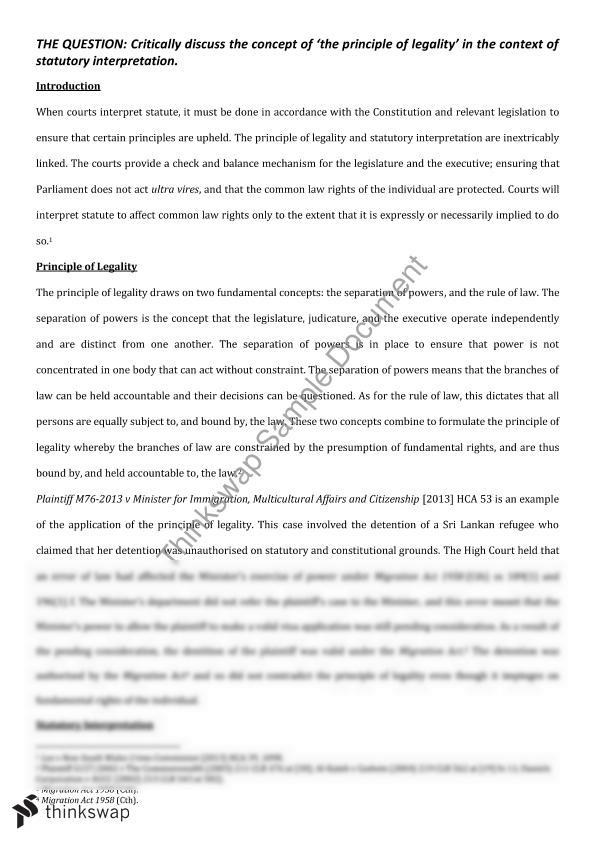 current and relevant legislation essay 21 outline current legislation and regulatory body standards which are relevant to the prevention and control of infection read full essay similar essays.