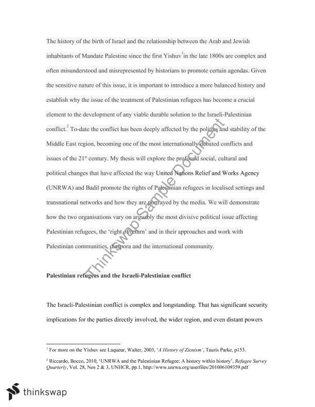 Spanish Essay Help Jctc Israel In The Modern Middle East  Arabs Israelis  Palestinians   Identity  Refugees American Revolution Essay also Ivy League Essay Examples Jctc Israel In The Modern Middle East  Arabs Israelis  Outline For Expository Essay