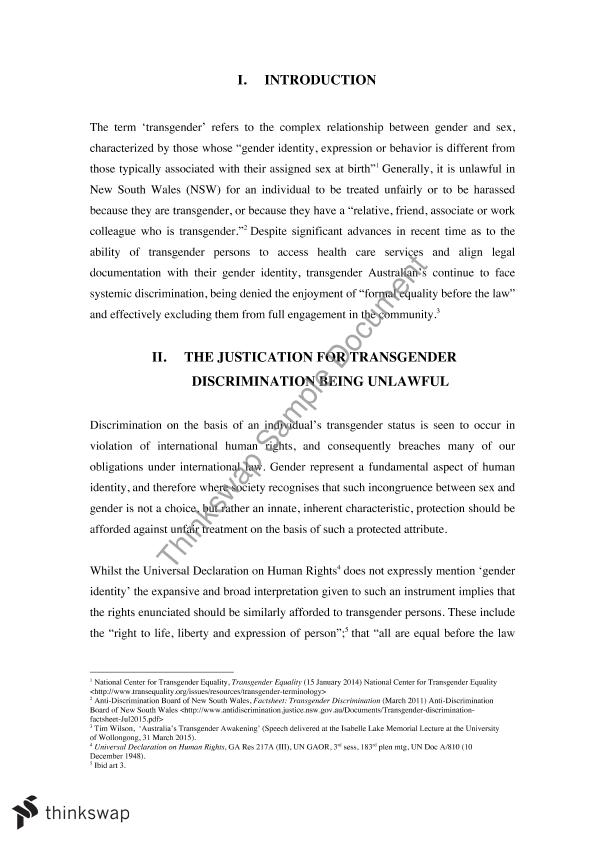 Essay Vs Research Paper Discrimination Essay Thesis Statement Generator For Compare And Contrast Essay also English Essay Websites Essay On Discrimination Comparative Essay Thesis Statement