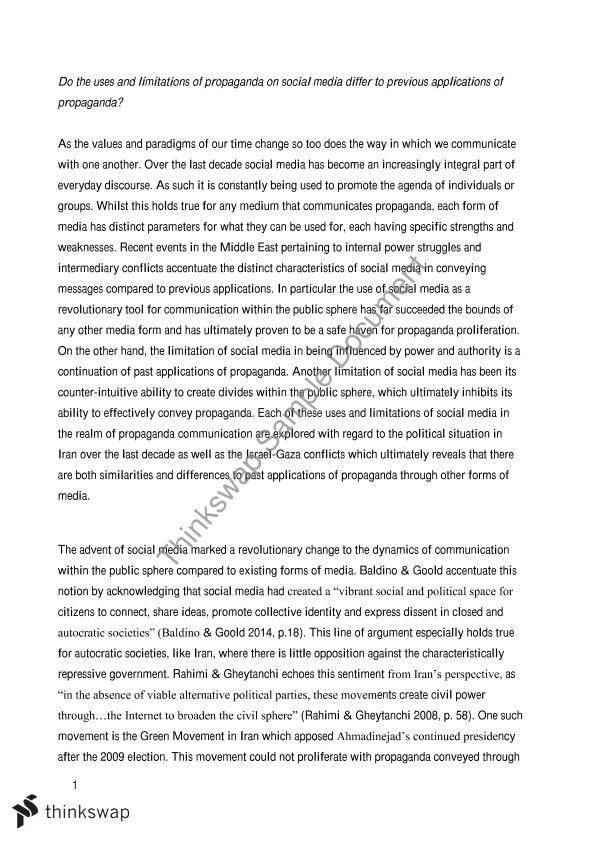Descriptive essay on camera