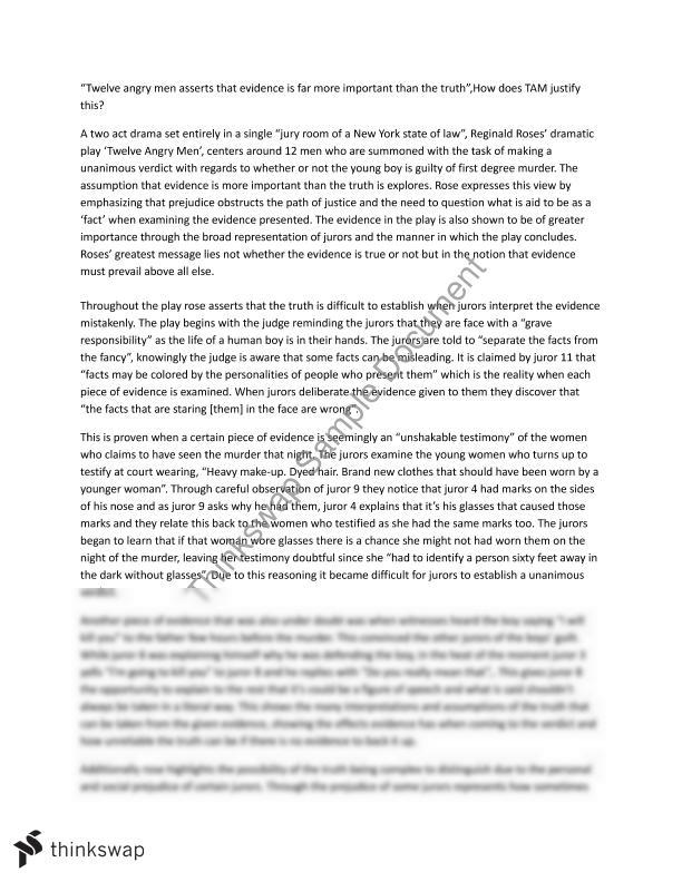 angry men and montana comparative essay year vce  twelve angry men essay