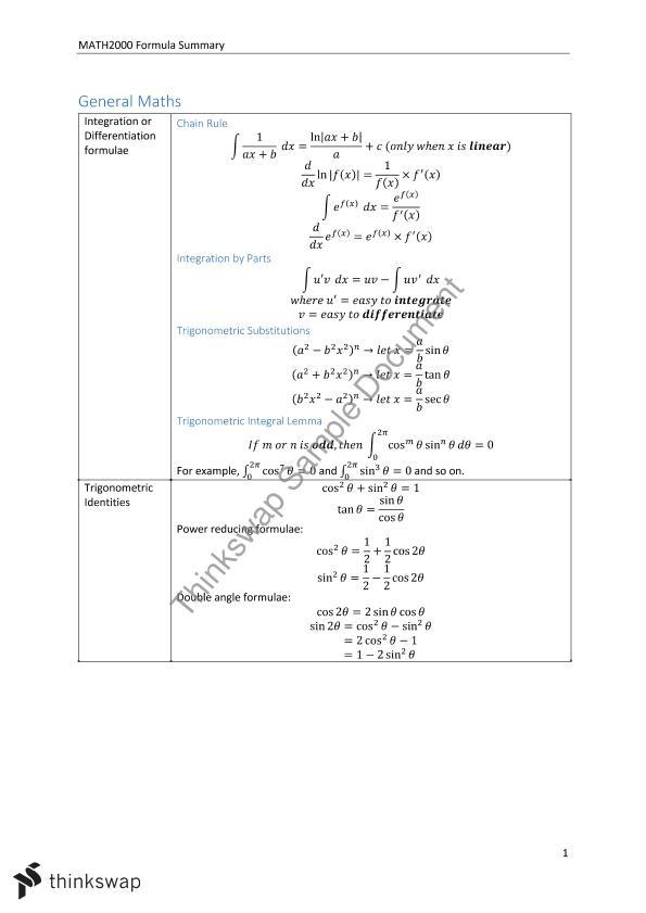 ged math formula sheet 2015 pdf