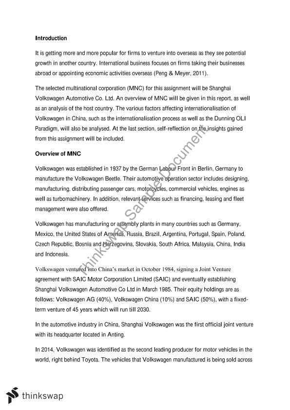volkswagen group in china essay Volkswagen ag (german: [ f lks va gn ]), known internationally as volkswagen group, is a german multinational automotive manufacturing company headquartered in wolfsburg, lower saxony volkswagen group china volkswagen group india volkswagen group of america volkswagen group australia.