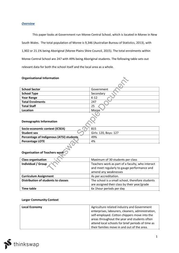 TARP Urban Aboriginal Organization Case Study Report ...