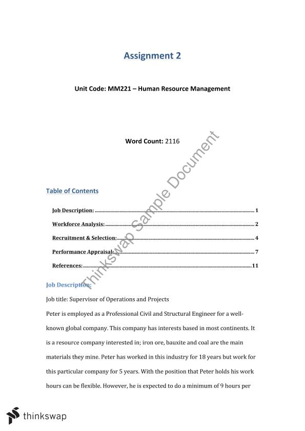 How To Write A Thesis For A Narrative Essay Mm Human Resource Management Essay Thesis Statement In An Essay also Examples Of High School Essays Mm Human Resource Management Essay  Mm  Human Resource  Essay On Science And Society